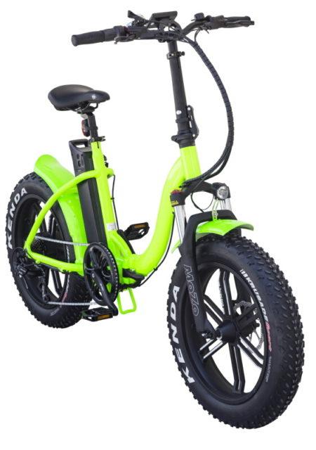 Exclusive bike, green